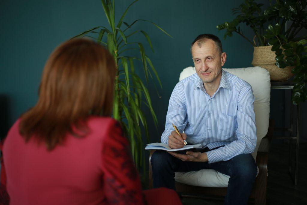 Психотерапевт Сексолог